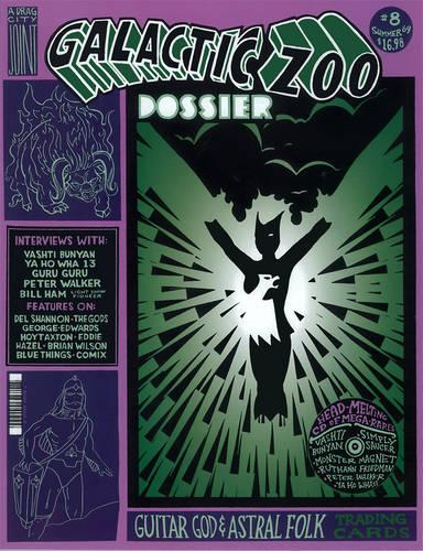 Galactic Zoo Dossier #8 (Paperback)
