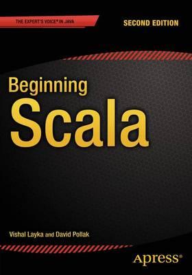 Beginning Scala (Paperback)