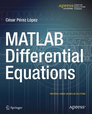 MATLAB Differential Equations (Paperback)