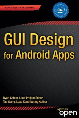 GUI Design for Android Apps (Paperback)