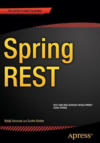 Spring REST (Paperback)
