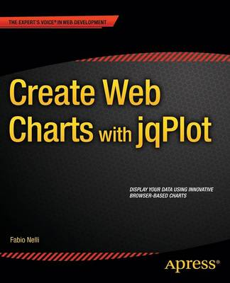 Create Web Charts with jqPlot (Paperback)