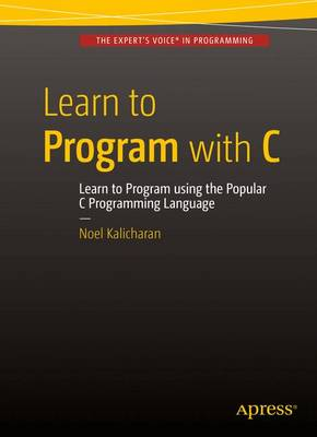 Learn to Program with C (Paperback)