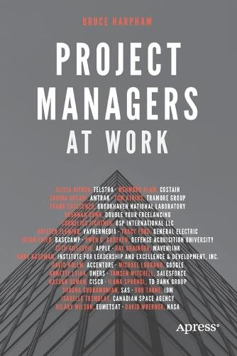 Project Managers at Work (Paperback)