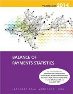 Balance of payments statistics yearbook 2014 (Paperback)