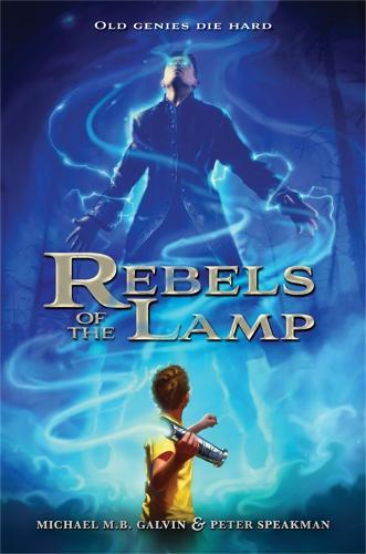 Rebels of the Lamp (Paperback)