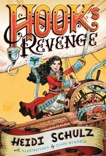 Hook's Revenge, Book 1 (Paperback)