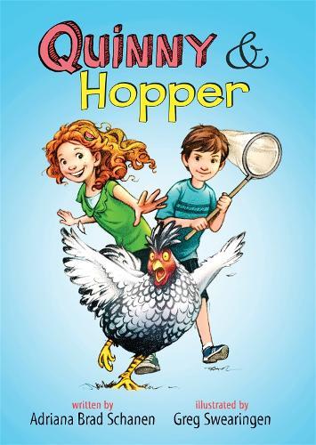 Quinny & Hopper (Paperback)