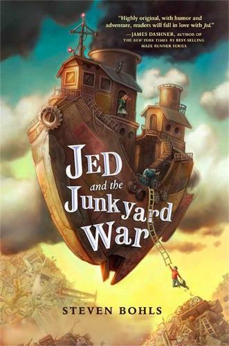 Jed and the Junkyard War (Hardback)