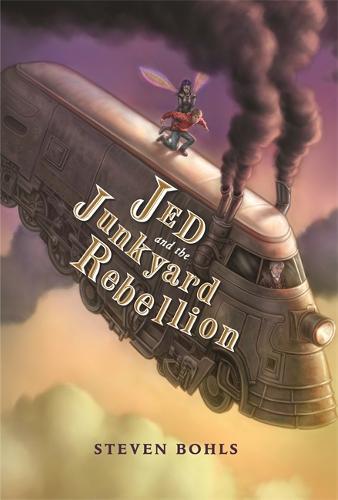 Jed And The Junkyard Rebellion: Jed and the Junkyard War Book 2 (Hardback)