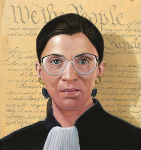 Ruth Objects: The Life of Ruth Bader Ginsburg (Hardback)