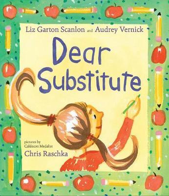 Dear Substitute (Hardback)
