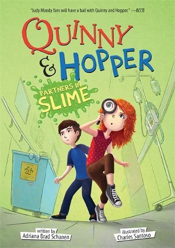 Partners in Slime (Paperback)
