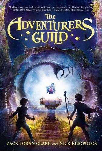 The Adventurers Guild (Hardback)