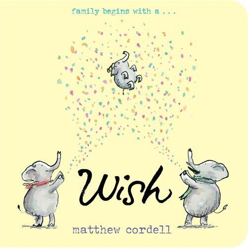 Wish (Board book)