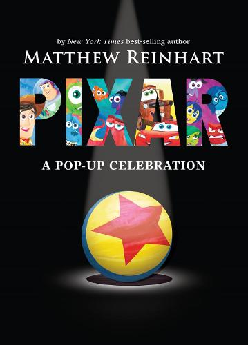 Disney*pixar: A Pop-up Celebration (Hardback)
