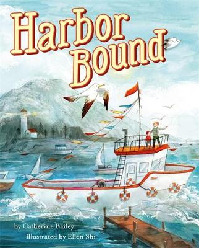 Harbor Bound (Hardback)
