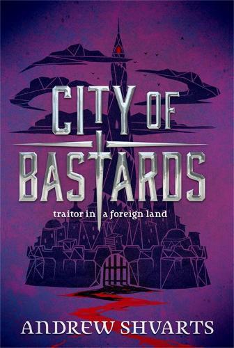 City Of Bastards (Paperback)