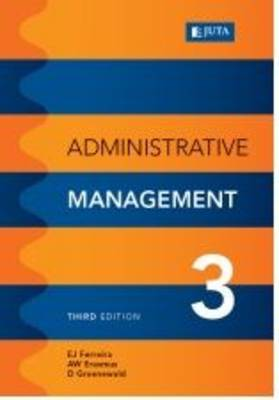 Administrative Management (Paperback)