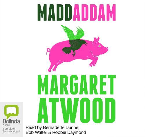 MaddAddam - MaddAddam 3 (CD-Audio)