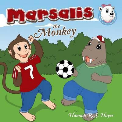 Marsalis the Monkey - Betty the Polar Bear (Paperback)