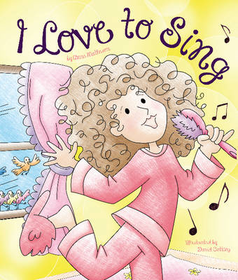 I Love to Sing - Read with Me (Hardback)