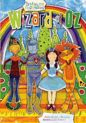 Wizard of Oz - 5-Minute Fairytales (Hardback)