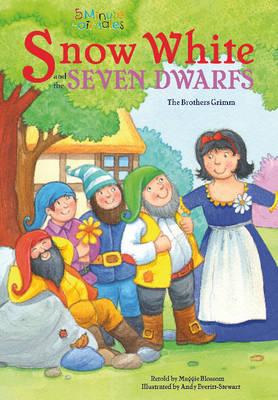 Snow White - 5-Minute Fairytales (Hardback)