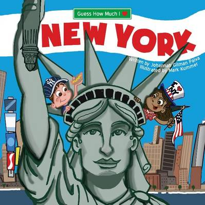 Guess How Much I Love New York (Board book)