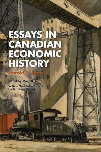 essays in canada economic history