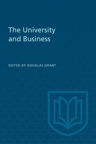 The University and Business (Paperback)