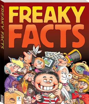 Freaky Facts (Large Flexibound) - Cool Series (Paperback)