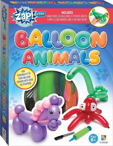 Zap! Extra Balloon Animals - Zap! Extra (Book)