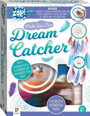 Zap! Extra Make Your Own Dream Catcher - Zap! Extra (Book)