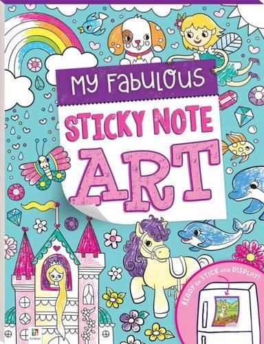 My Fabulous Sticky Note Art (Book)