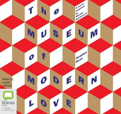 The Museum of Modern Love (CD-Audio)