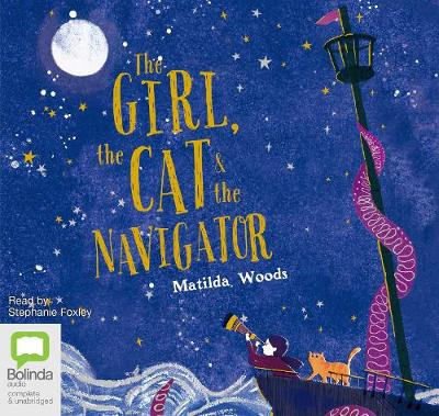 The Girl, the Cat and the Navigator (CD-Audio)