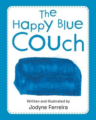 The Happy Blue Couch (Paperback)
