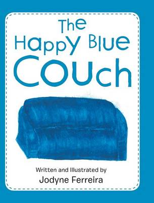 The Happy Blue Couch (Hardback)