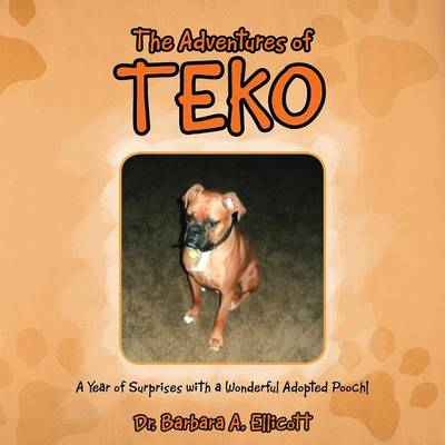 The Adventures of Teko: A Year of Surprises with a Wonderful Adopted Pooch! (Paperback)