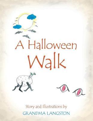 A Halloween Walk (Paperback)