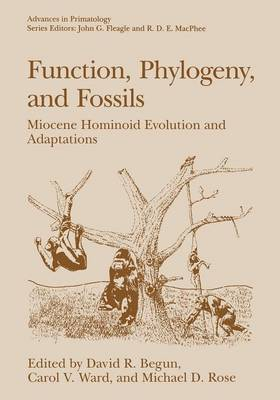 Function, Phylogeny, and Fossils: Miocene Hominoid Evolution and Adaptations - Advances in Primatology (Paperback)