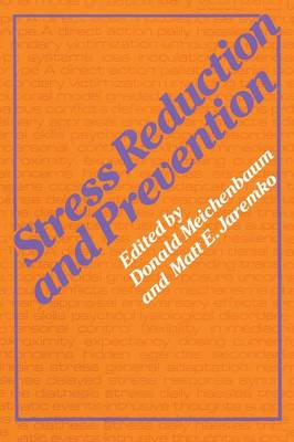 Stress Reduction and Prevention (Paperback)