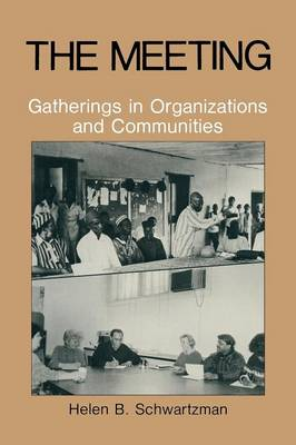 The Meeting: Gatherings in Organizations and Communities (Paperback)