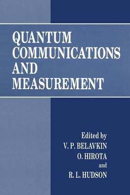 Quantum Communications and Measurement (Paperback)