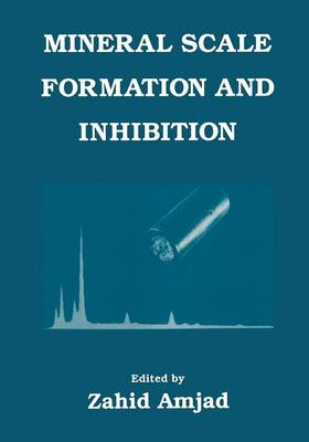 Mineral Scale Formation and Inhibition (Paperback)