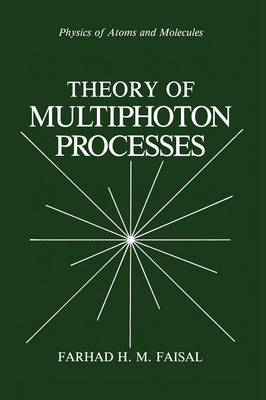 Theory of Multiphoton Processes - Physics of Atoms and Molecules (Paperback)