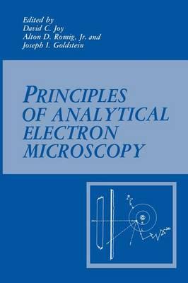 Principles of Analytical Electron Microscopy (Paperback)