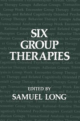 Six Group Therapies (Paperback)