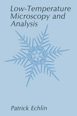 Low-Temperature Microscopy and Analysis (Paperback)